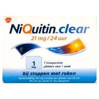 Stop smoking: NiQuitin