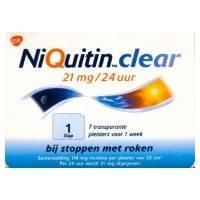 NiQuitin Clear