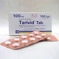 Gonorroe: Tarivid (Ofloxacine)