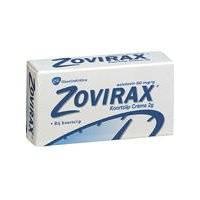 Herpes genitalis: Zovirax koortslip