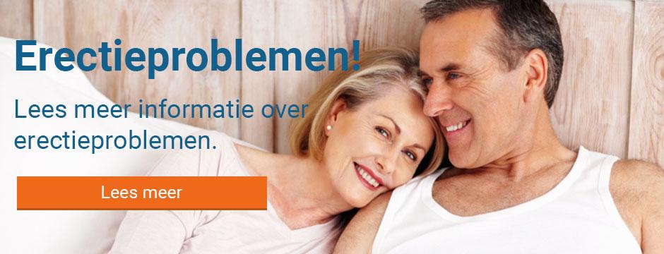 Erectiestoornis behandelingen